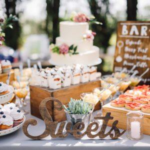 10 Inspiring Dessert Table Ideas to Make Your Wedding Reception Unforgettable