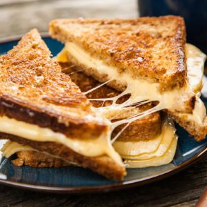 This is the Secret to Making the Best Grilled Cheese Sandwich Ever