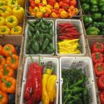 Your Guide to Peppers from Sweet to Spicy