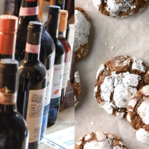18 Cookie and Wine Pairings to Try This Holiday Season