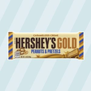 You Need to Try Hershey's New Gold Candy Bar ASAP