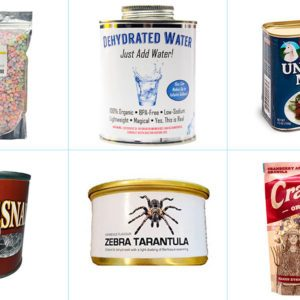 13 Crazy Food Items You Can Actually Buy On Amazon