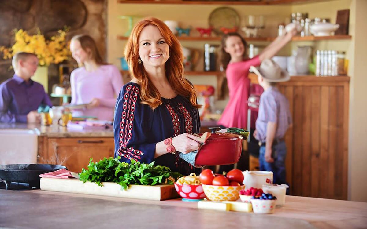 pioneer woman; country;cooking; ree drummond