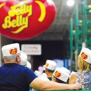 10 Secrets of the Jelly Belly Warehouse