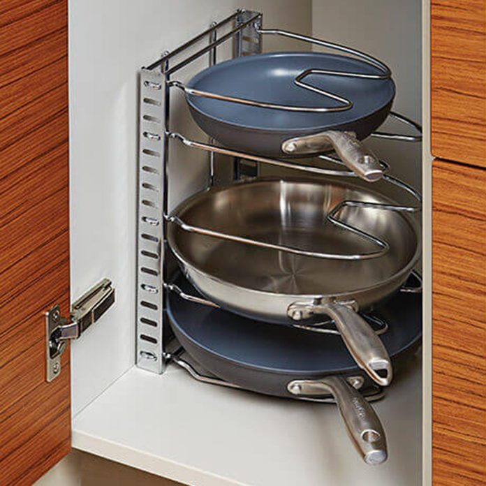 Corral Pots and Pans