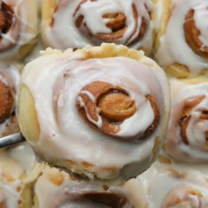 These Overnight Cinnamon Rolls are Heavenly to Wake Up to