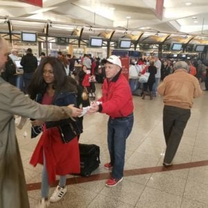 Chick-fil-A Broke Tradition, Opened On Sunday To Help Stranded Airport Travelers