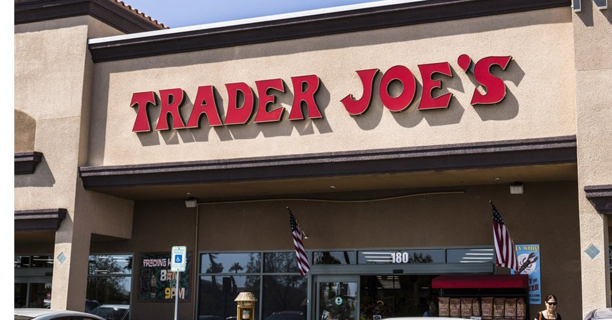 Las Vegas - Circa July 2017: Trader Joe's Retail Strip Mall Location. Trader Joe's is a chain of specialty grocery stores in the U.S.