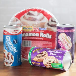 We Tried 4 Popular Brands of Packaged Cinnamon Rolls and Here's What We Thought