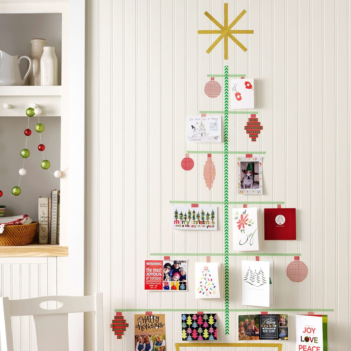 10 Christmas Card Crafts to Make With Last Year\u0027s Cards