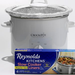 Skip Cleaning Your Slow Cooker With This Trick