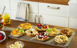8 Crazy-Good Bagel Toppings You've Been Missing Out On