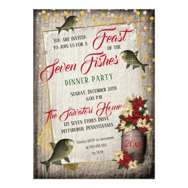 Seven Fishes Christmas.How To Host A Feast Of The Seven Fishes Taste Of Home