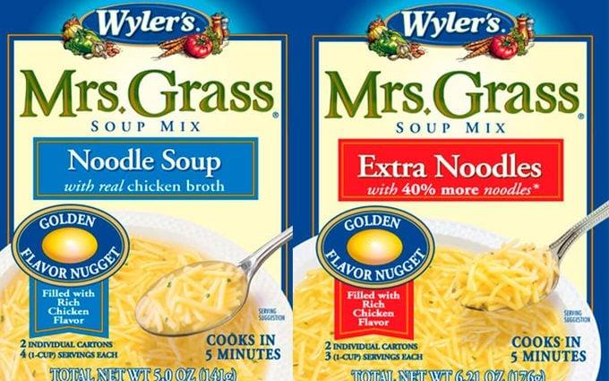 mrs.grass soup