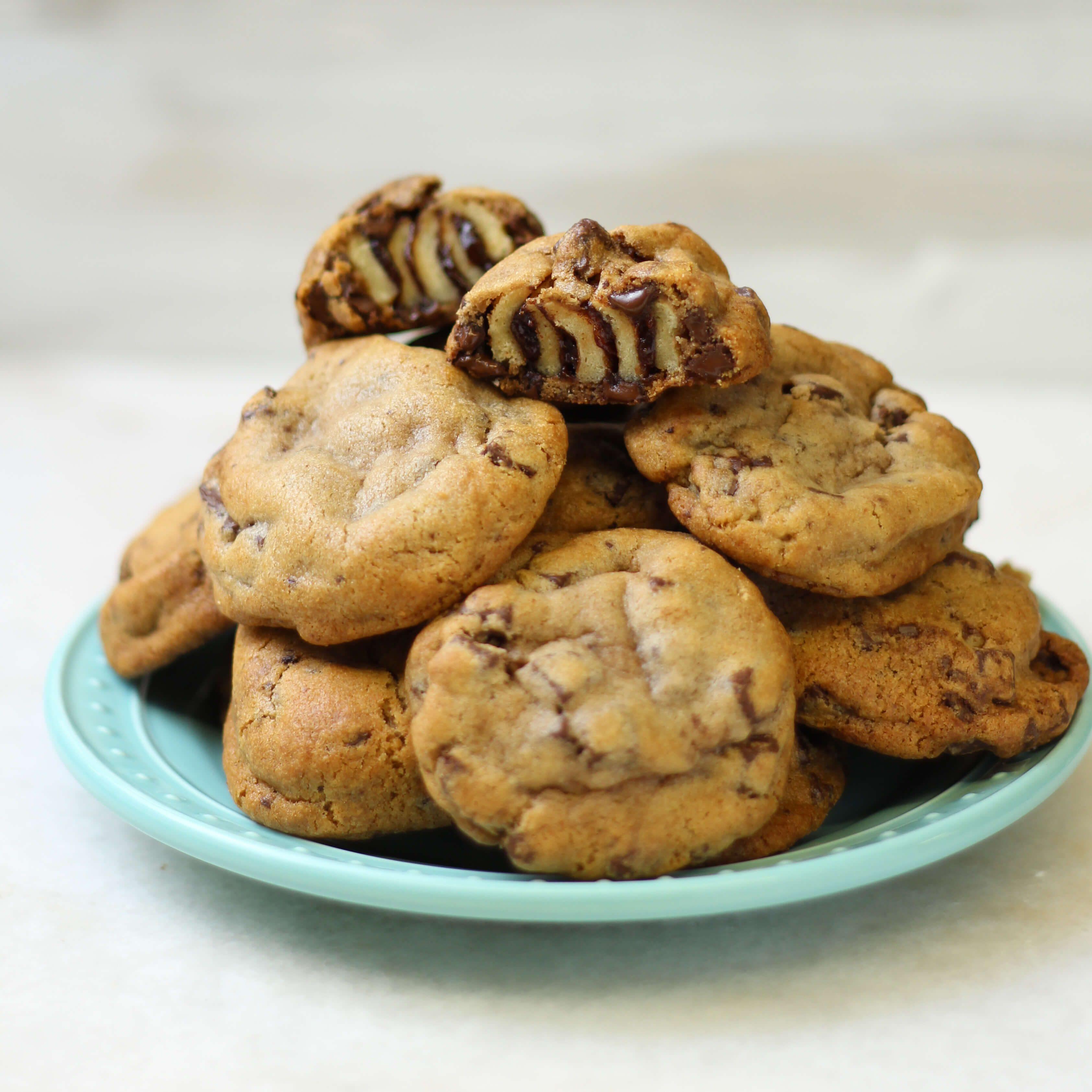 The new Cookie BonBite from Cinnabon