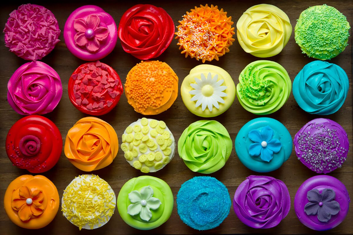 The Different Types of Food Coloring and When to Use Them | Taste of ...