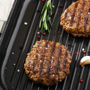 How to Cook a Burger Without a Grill