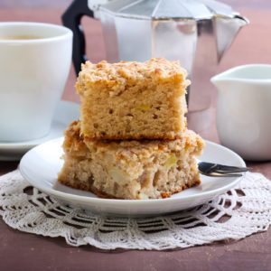 This Shortcut Coffee Cake Is the Perfect Spur-of-the-Moment Treat