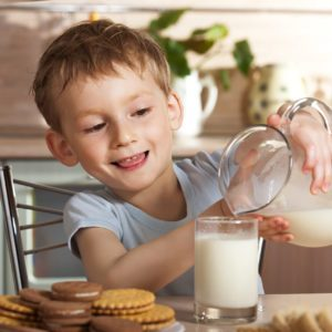 Is It OK to Substitute Non-Dairy Milks in Kids' Diets?