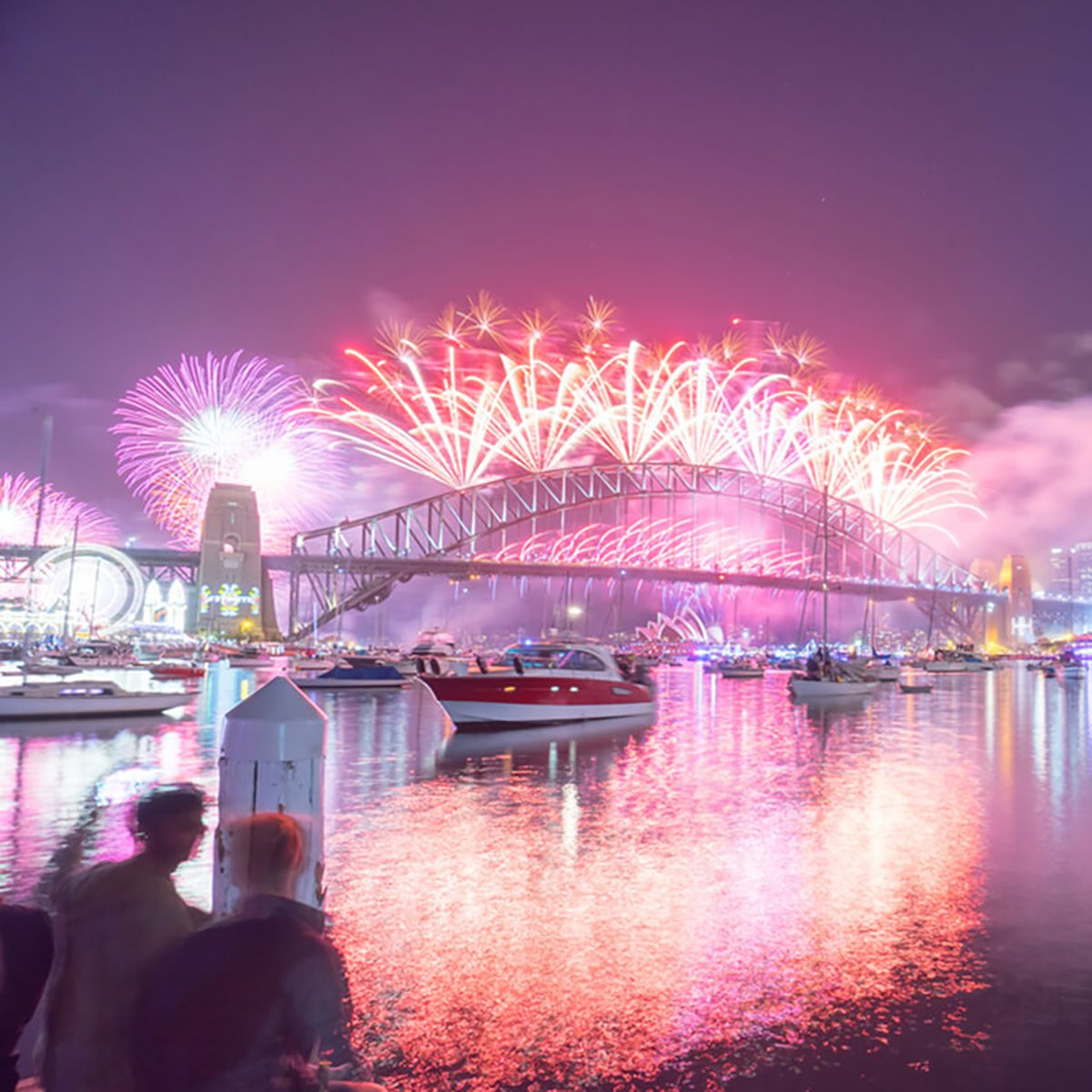 New Years from Around the World