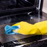 How to Clean Your Greasy Oven Window