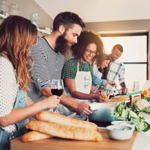 7 Reasons Home Cooks (and Pros!) Should Try a Cooking Class