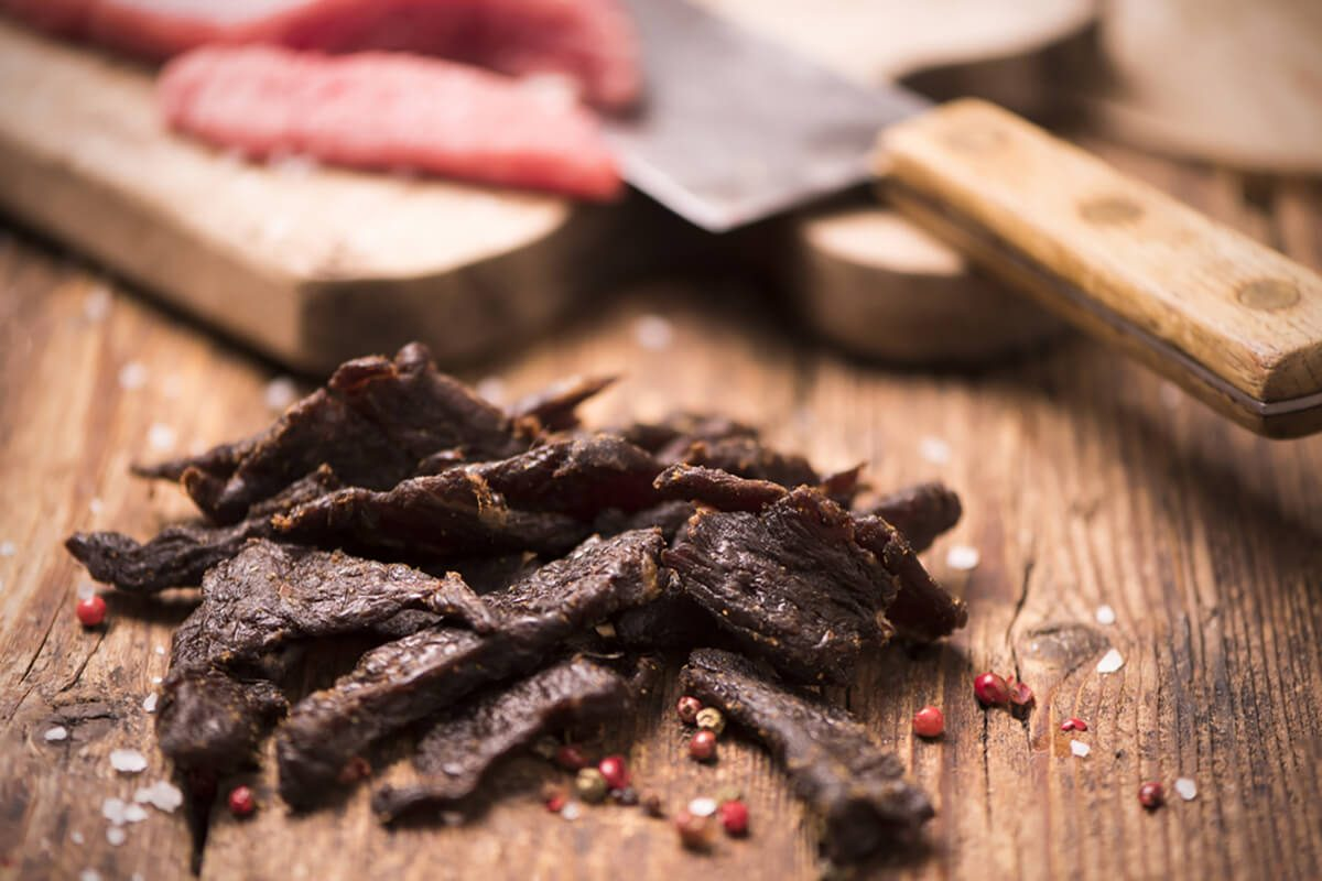 How to Make Beef Jerky in the Oven | Taste of Home
