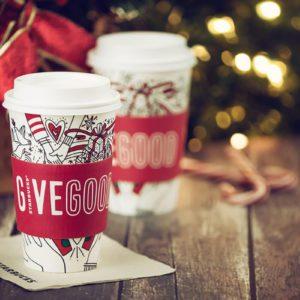Starbucks to Give Good This Holiday Season