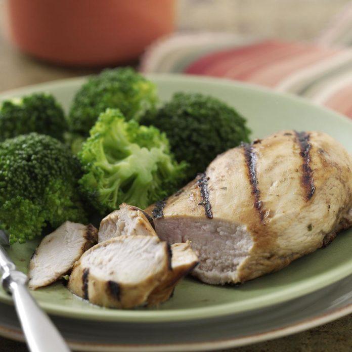 15-Minute Marinated Chicken