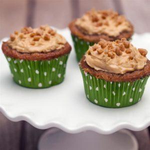 Brown Sugar Baby Cakes