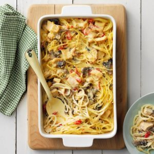 2-for-1 Chicken Tetrazzini