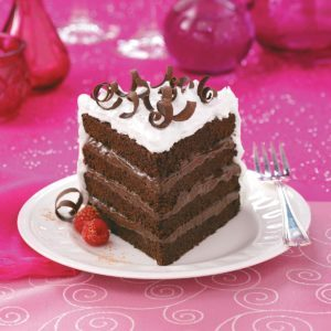 4-Layer Chocolate Torte