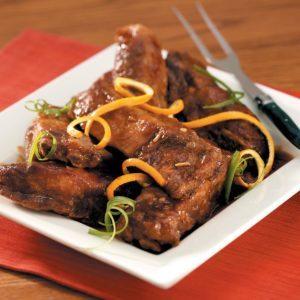 5-Ingredient Chinese Pork Ribs