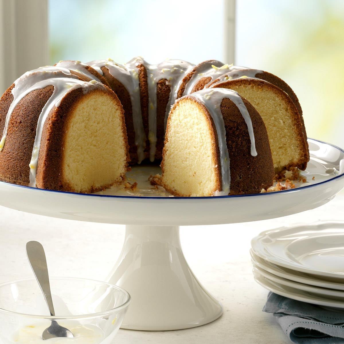 7UP Pound Cake Recipe