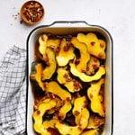 Acorn Squash Slices