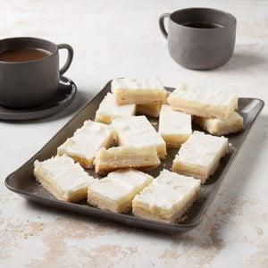 Almond Cheesecake Bars