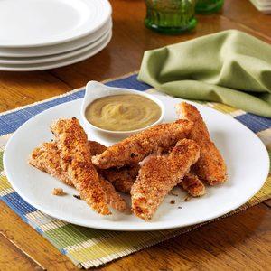Almond Chicken Strips