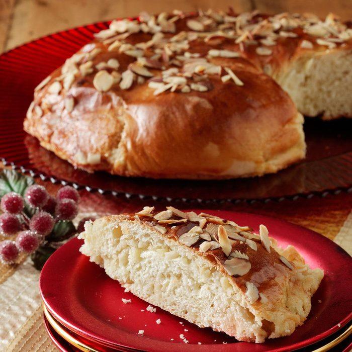 Almond Danish Coffee Cakes
