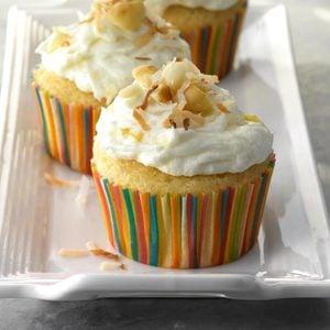 Aloha Cupcakes