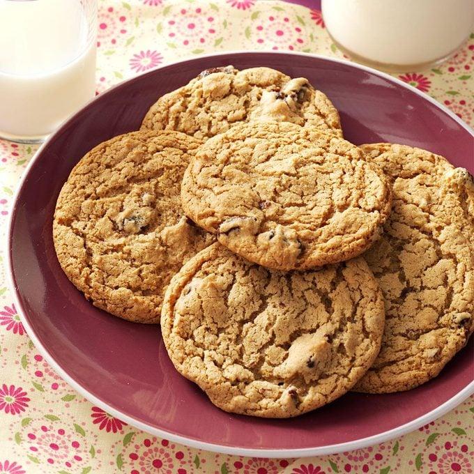Amish Raisin Cookies