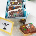 Angela's XOXO Shortbread Brownies