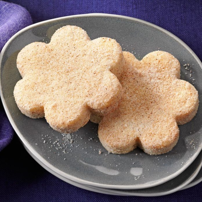 Anise Cutout Cookies
