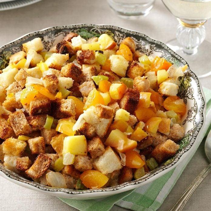 Apple & Apricot Stuffing
