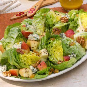Apple, Blue Cheese & Bibb Salad
