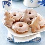 Apple Butter Doughnuts