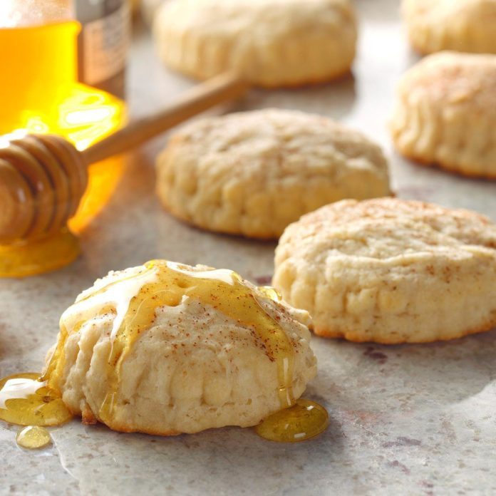 Apple Cider Biscuits