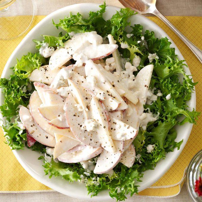 Apple-Gorgonzola Endive Salad