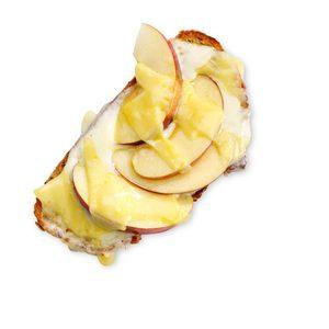 Apple-Gouda Melts