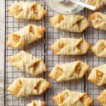 Polish Christmas Cookies.Apple Kolaches