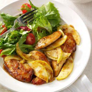 Apple-Mustard Chicken Tenders